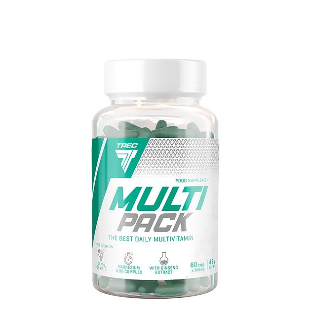 Витаминно-Минеральный комплекс Trec Nutrition Multi Pack 60 ...