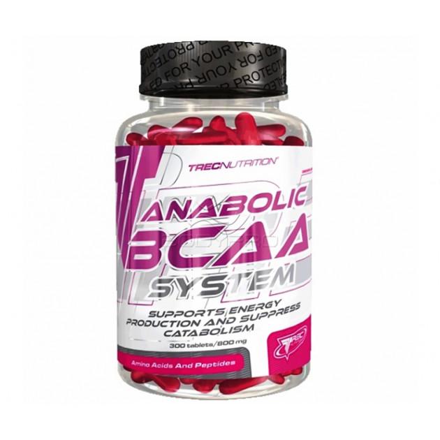 Аминокислоты Trec Nutrition Anabolic BCAA System 150 таб-1