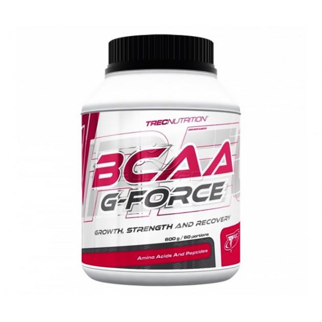 Аминокислоты Trec Nutrition BCAA G Force 600 г Апельсин