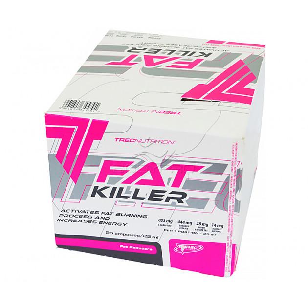 Жиросжигатель Trec Nutrition Fat Killer 25 ампул