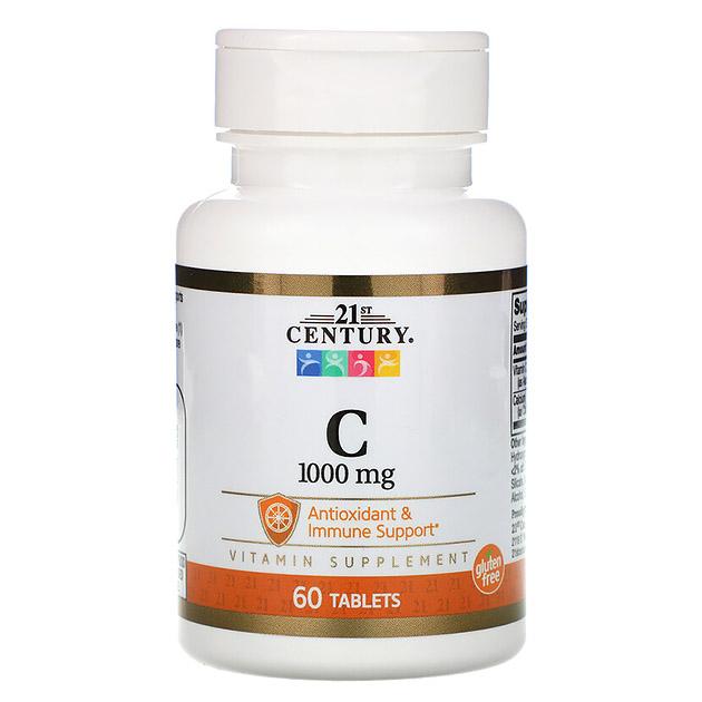 Витамины 21st Century Vitamin С 1000 mg 60 таб